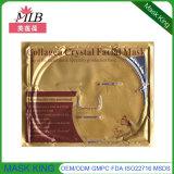 Коллагена золота фабрики маска оптового кристаллический лицевая в штоке