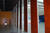 Da placa de alumínio da divisão de espaço do fabricante de China parede de divisória móvel