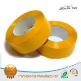 Alta cinta de acrílico del embalaje del cartón de la adherencia BOPP