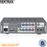 Amplificador de potência de áudio PRO de saída pequena para Home KTV Cinema