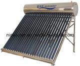 Riscaldatore di acqua solare non pressurizzato di Qal BG 240L2