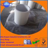 92% Gehalt-hohe Verschleißfestigkeit-Tonerde-keramisches Leitungsrohr der Tonerde-Al2O3