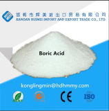 Ácido bórico de alta pureza 99.5% CAS No. 10043-35-3 con precio competitivo