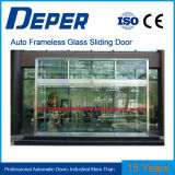 Porta de vidro automática para resistente
