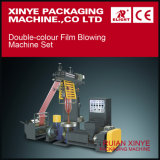 Double machine de soufflement de film couleurs de Xinye