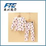 Pigiami del cotone di stile del vestito di sonno dei bambini più nuovi per i capretti