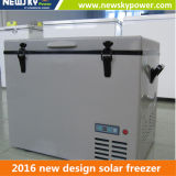 Mini réfrigérateur solaire de véhicule du réfrigérateur 12V de refroidisseur portatif de véhicule