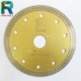 тип диски 230mm x диаманта Turbo для вырезывания камня гранита