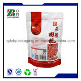 Fastfood- Nahrungsmittelverpackungs-wiederversiegelbarer Plastikreißverschluss-Beutel