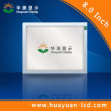 """8 de """" indicador Digitas TFT LCD com definição 800X3 (RGB) X600"""