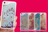 中国iPhone 5 5s Seの流砂の電話箱のための卸し売りTPU 3Dの液体の砂の電話箱