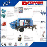 Schlussteil-Dieselbetonpumpe-Bedingungen