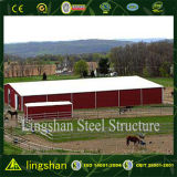 Building d'acciaio Steel Indoor Riding Arena per Activities