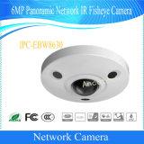 Câmara de vigilância panorâmico do IR Fisheye da rede de Dahua 6MP (IPC-EBW8630)