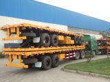 Cimc 3つの車軸熱い販売のためのトレーラー12フィートの半容器の