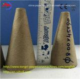 Cadena de producción de papel del cono del fuego artificial
