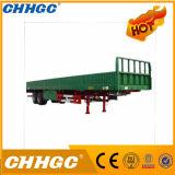 Aanhangwagen van de Vrachtwagen van de Zijgevel van de Aanhangwagen van de Lading van de Omheining van het nut de Semi Semi voor Verkoop