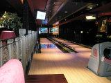 Equipamento de bowling Incandescer-em-Escuro da folha de prova de 2 pistas