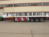 Flatbed with Brace Bar Semi Trailer