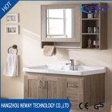 純木のホーム浴室の虚栄心を立てる新しい床