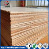 blad van het Triplex van de Kern van de Eucalyptus van 15mm 18mm het Commerciële