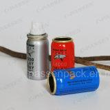 Миниая алюминиевая бутылка аэрозоля для упаковывать брызга пестицида (PPC-AAC-032)