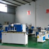 Fresatrice della scanalatura capa dell'acqua due per il profilo del PVC