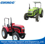 25-40 HP arroz Neumático 4 ruedas Diesel mini tractor
