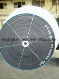 Riss-beständiges Stahlnetzkabel-Gummiförderband