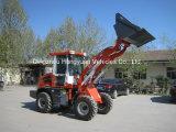Chargeur multifonctionnel Zl10f de roue avec la balayeuse de route (CE approuvé)