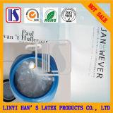 Colla adesiva liquida bianca di rendimento elevato per imballaggio