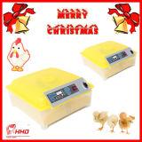 Incubateur d'oeufs de poulet de 48 oeufs pour l'incubation