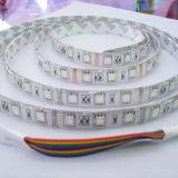 Pegamento suave impermeable de la resina de epoxy de la luz de tira del LED