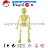 Giocattolo di plastica stabilito dello scheletro per la promozione del capretto