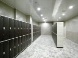 Локер 2 дверей для изменяя комнаты - номер Js38-2 деталя