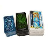 Paquet de cartes mignon estampé par coutume bon marché en gros de Tarot