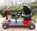 220kg 선적 연장자 4 바퀴 전자 휠체어 기동성 스쿠터