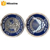 Fabrik-Direktverkauf-Metallmünzen-Qualitäts-Münzen und kundenspezifische Herausforderungs-Münze