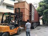 64 صينيّة يخبز آلة غال دوّارة من فرن لأنّ خبز مصنع