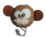 Sac promotionnel d'achats pliables, type de singe, réutilisable animal, léger, cadeaux, accessoires et décoration, sacs d'épicerie