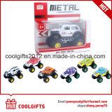 新しいデザイン多彩な低価格亜鉛合金によってダイカストで形造られる車のおもちゃ