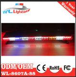 LED 비상사태 트럭 표시등 막대를 경고하는 경찰차