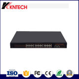 2017 New Integre Knpb-16 Poe Switch de Kntech