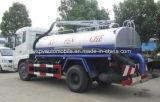 10000 L Dongfeng 4X2 10 tonnes de vide d'aspiration de camion-citerne aspirateur fécal