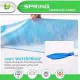 折畳み式ベッドのベッドは綿のマットレスの保護装置シートカバー防水洗濯できる尿にブラシをかけた