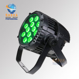 12*10W 4in1 RGBW LED 방수 동위 64 Light/LED 벽 세탁기 빛 LED 단계 빛