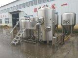 Línea de la categoría alimenticia del acero inoxidable/de la fabricación de la cerveza