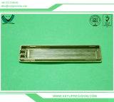 Peça feita à máquina precisão do alumínio do CNC da produção em massa de Shenzhen