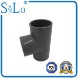 UPVC/PVC gelijk T-stuk 50 voor de Duidelijke Bouw van het Water