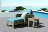 Garden Rattan Wicker Patio Dining, Outdoor, Siri Lounge Set Outdoor Furniture (J517)